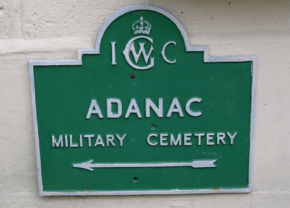 Adanac Cemetery