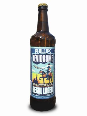 Phillips Levidrome Lager Regal