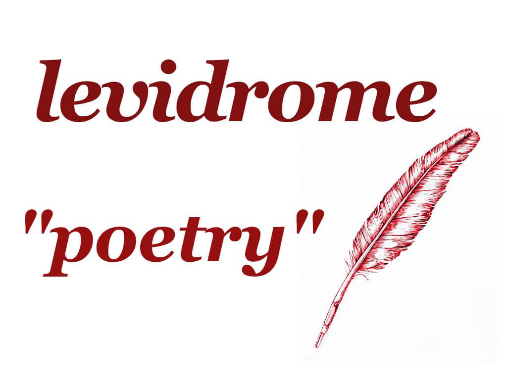 Levidrome Poetry