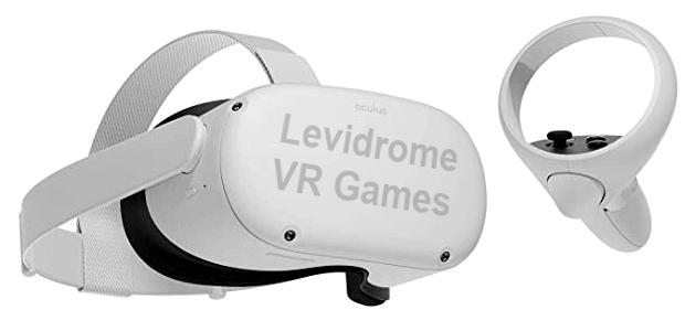 Levidrome VR Games