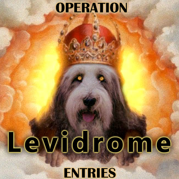 Operation Levidrome - Photoshopbattles Reddit