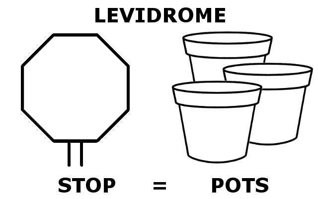 What is a Levidrome?